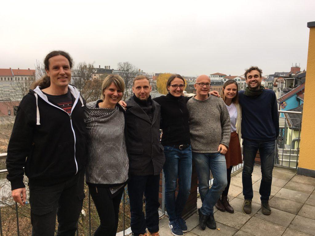 Leipzig-Treffen von Sanito